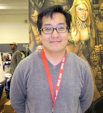 File:Frank Cho.JPG