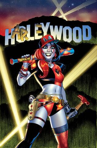 File:Harley Quinn Vol 2 20 Textless.jpg