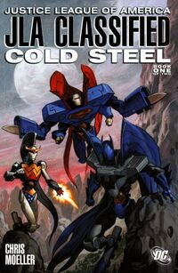 JLA Classified Cold Steel Vol 1 1