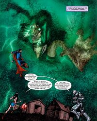 Pandora Justice League Dark 001