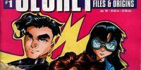 Young Justice Secret Files and Origins Vol 1 1