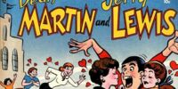 Adventures of Dean Martin and Jerry Lewis/Covers