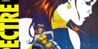 Before Watchmen: Silk Spectre/Covers