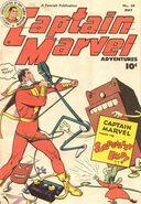Captain Marvel Adventures Vol 1 84