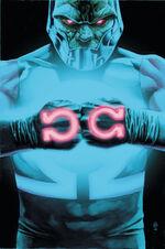 Darkseid's new form.