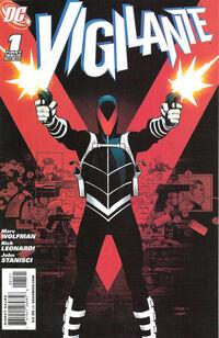 Vigilante Vol 3 1B