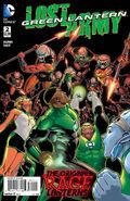 Green Lantern The Lost Army Vol 1 2