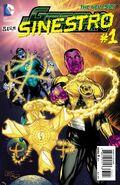 Green Lantern Vol 5 23.4 Sinestro