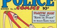Police Comics Vol 1 36