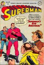 Halk Kar, Superman's Big Brother