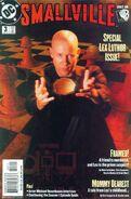 Smallville Vol 1 3 Cover