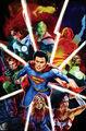 Smallville Season 11 Continuity Vol 1 4 Textless