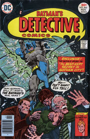 Detective Comics 465