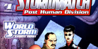 Stormwatch: Post Human Division Vol 1
