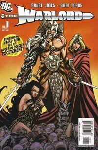 Warlord Vol 3 1