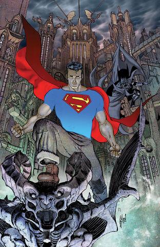 File:Batman Superman Vol 1 1 Textless March Variant.jpg