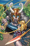 Wonder Woman Futures End Vol 1 1 Future Textless