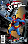 Adventures of Superman Vol 2 7