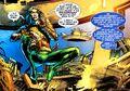 Aquaman Arthur Joseph Curry 0021