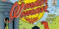 The Legend of Wonder Woman/Covers