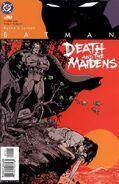 Batman Death and the Maidens Vol 1 1