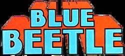 Blue Beetle (1986) Logo
