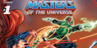 DC Universe vs. The Masters of the Universe/Covers