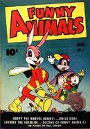 Fawcett's Funny Animals Vol 1 7