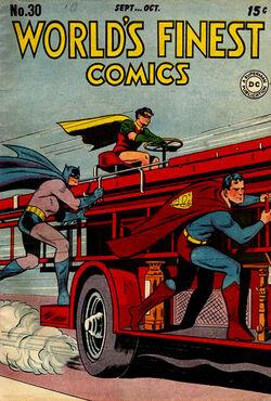 World's Finest Comics 30
