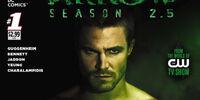Arrow: Season 2.5 Vol 1