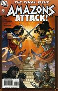 Amazons Attack! Vol 1 6