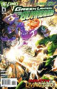 Green Lantern New Guardians Vol 1 6