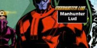 Manhunter Lud (New Earth)