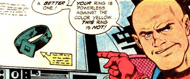 Oan Power Ring