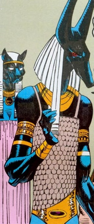 Anubis (New Earth) | DC Database | Fandom powered by Wikia