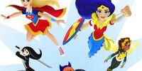 DC Super Hero Girls/Gallery
