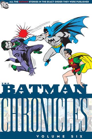 File:Batman Chronicles, Volume 6.jpg