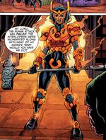 Big Barda (Prime Earth) 001