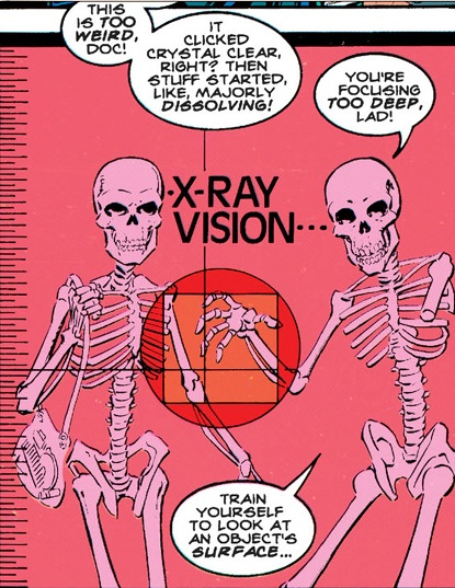 X-ray glasses 2