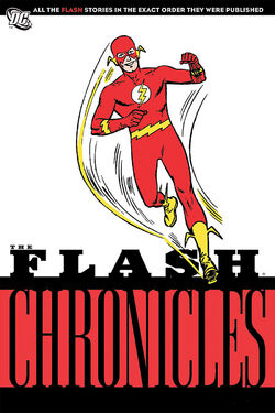 Cover for the The Flash Chronicles Vol. 2 Trade Paperback