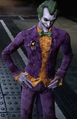 Joker Arkhamverse 001