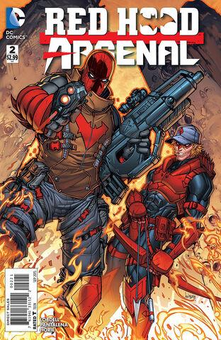 File:Red Hood Arsenal Vol 1 2 Variant.jpg