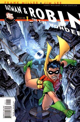Robin Variant