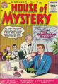 House of Mystery v.1 49