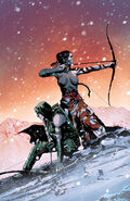 Green Arrow Vol 5 23 Textless