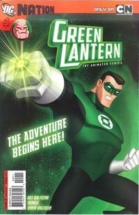 Green Lantern The Animated Series Vol 1 0