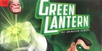 Green Lantern: The Animated Series/Covers
