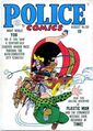 Police Comics Vol 1 101