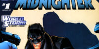 Midnighter/Covers