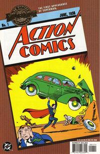 Millennium Edition Action Comics 1